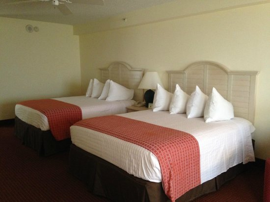Bahama House: Beds