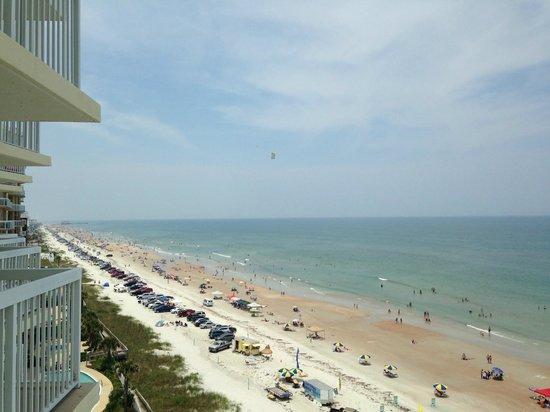 Bahama House: View from the balcony