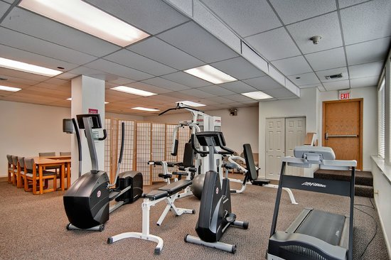 Meadows at Eagleridge: Fitness Room