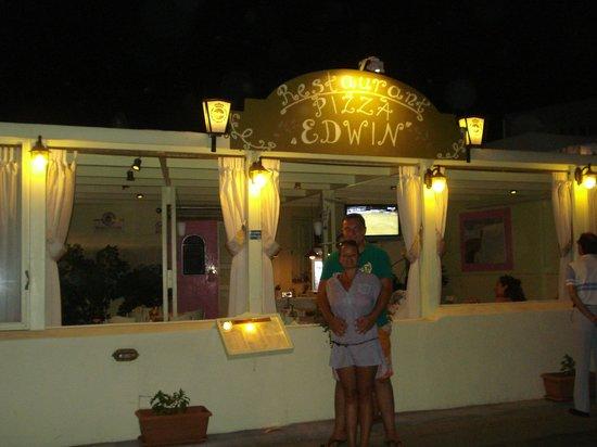 Restaurante Pizza Edwin: 2013r.