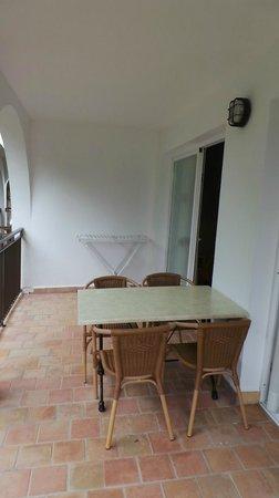 Apartamentos Cala d'Or Playa: Balcon