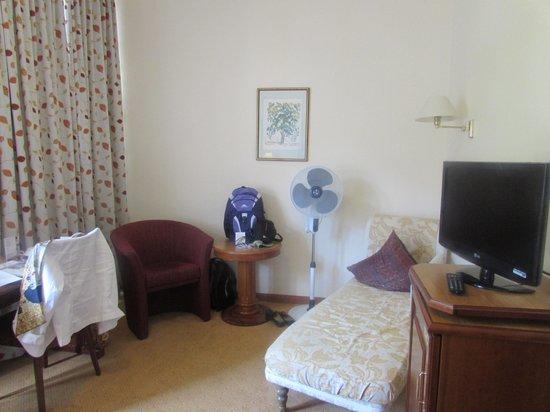 Hotel Hollaender Hof : Sitting Area