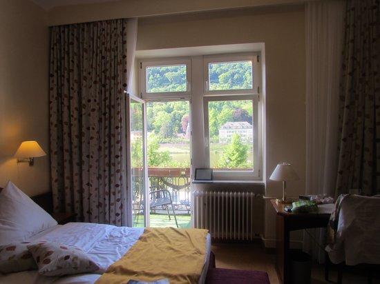 Hotel Hollaender Hof : Balcony