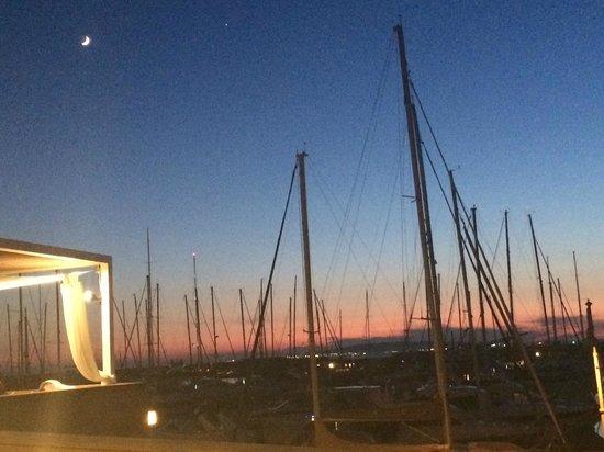 La Mulattiera: La Marina di Scarlino