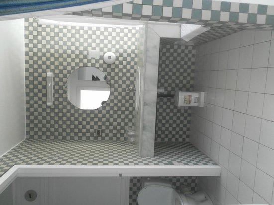 Tagadirt Hotel: wc
