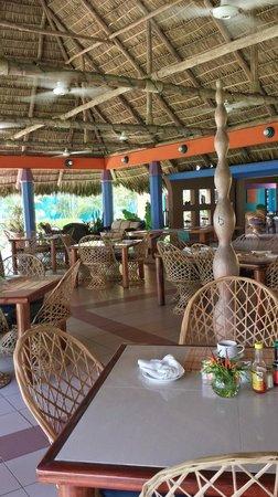 Alma del Pacifico Beach Hotel & Spa: Hotel Restaurant