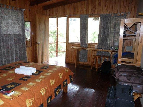 Toucanet Lodge : Habitación