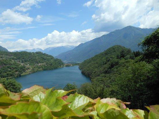 Hotel & Restaurant Diana : Lago Moro