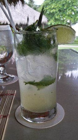 Alma del Pacifico Beach Hotel & Spa: Mojitos