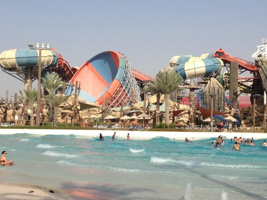 Yas Waterworld Abu Dhabi: Impressive......