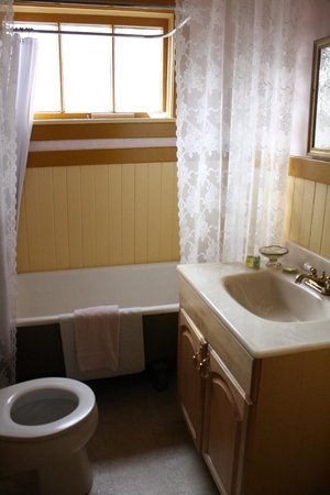 Mooring B&B: bathroom room 2