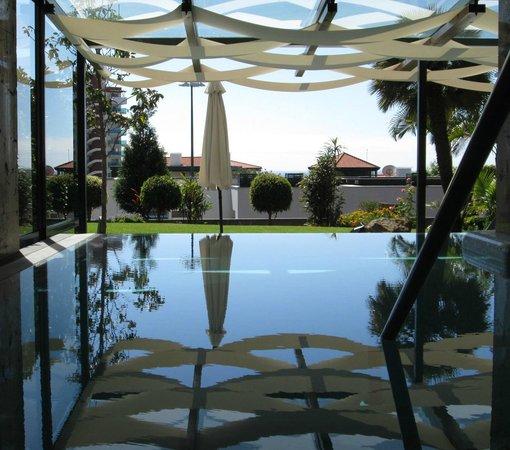 Enotel Quinta do Sol: Indoor/outdoor spa pool