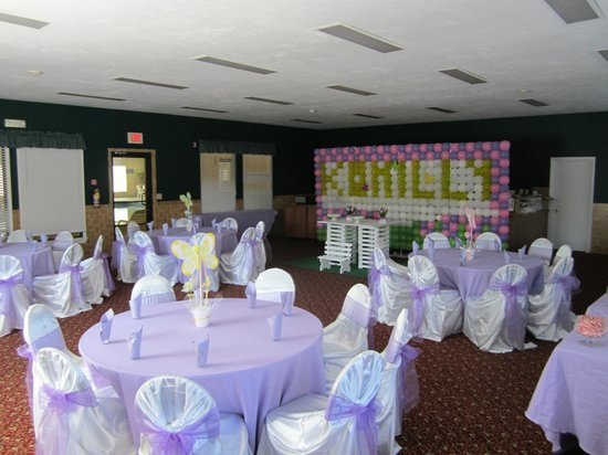 Yarmouth Resort: Birthday Party