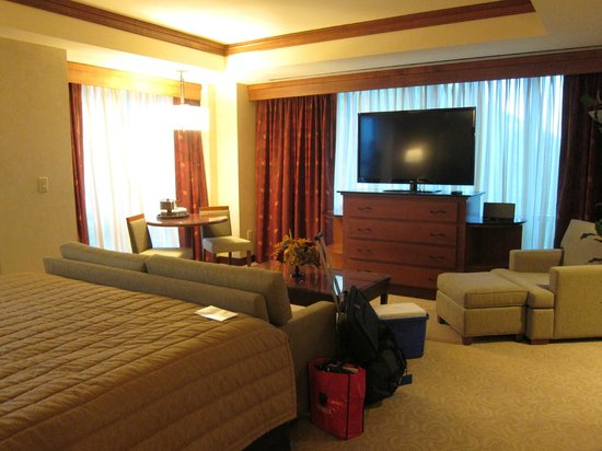 Seneca Allegany Resort & Casino: nice sitting area