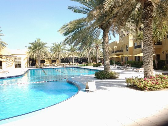 Al Hamra Residence & Village: quiet village pool