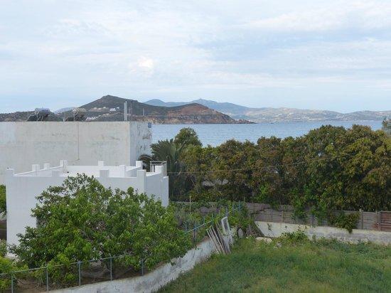 Naxos Resort Beach Hotel: Superior Doppelzimmer mit Meersicht
