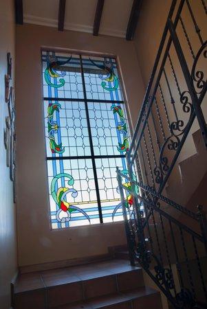 Sunwardpark Guesthouse: Interior