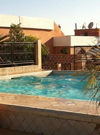 La Villa des Orangers - Hôtel: Rooftop pool