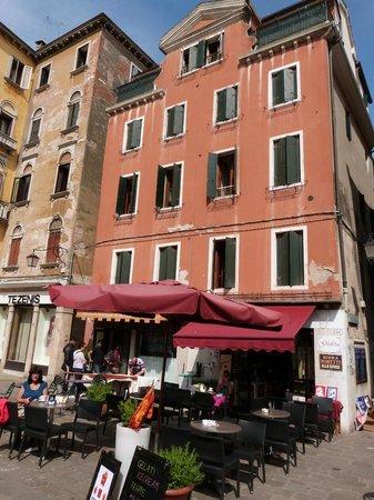 Hotel San Geremia : das Hotel