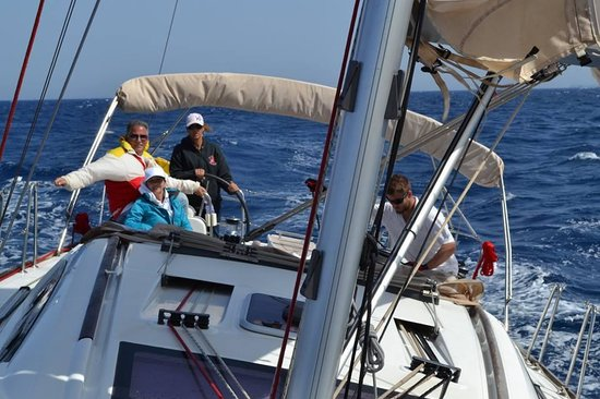 Maltese Yacht Charters: Mawimbi