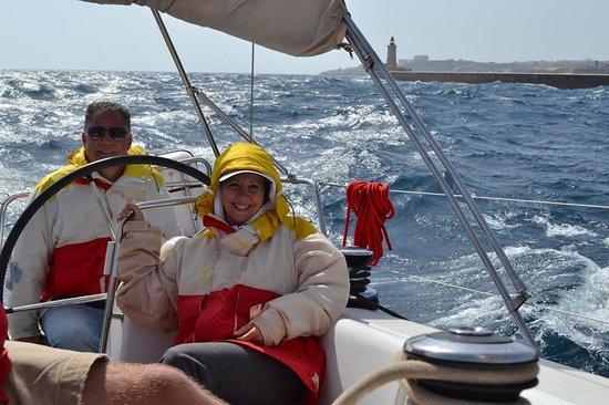 Maltese Yacht Charters: weekend fun