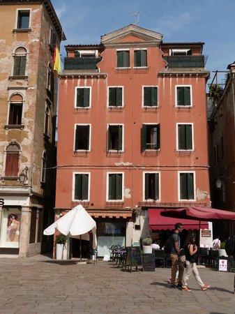 Hotel San Geremia: das Hotel