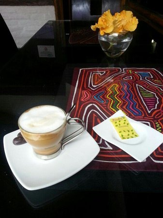 Arte Cafe & Te : Un placer...