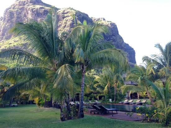 Dinarobin Beachcomber Golf Resort & Spa : La Morne