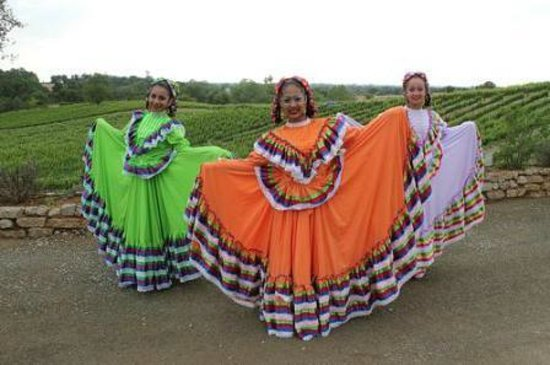 Wise Villa Winery: Our yearly Cinco De Mayo!
