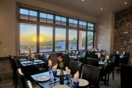Wise Villa Winery: Our gorgeous bistro