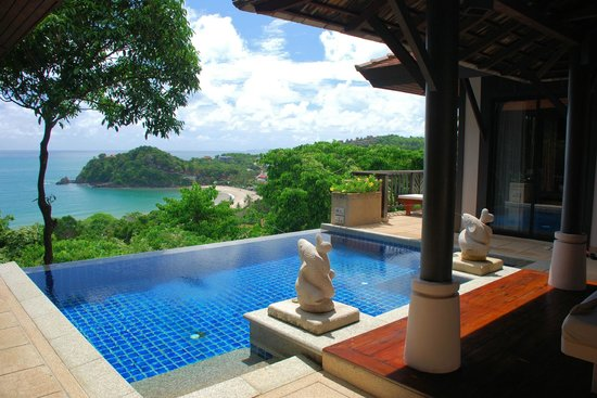 Pimalai Resort and Spa: Private Infinity Pool