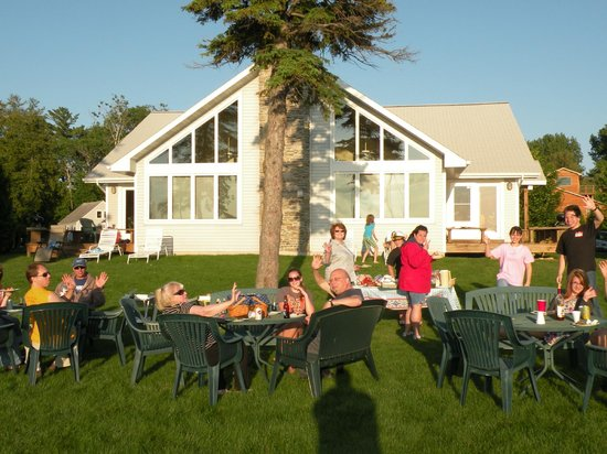 Bayview Resort & Harbor, Inc : gatherings