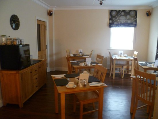 Ashberry Guest House: Dining area