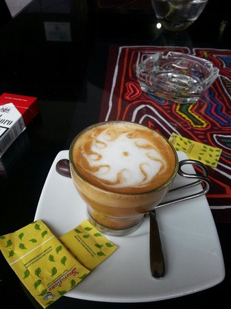 Arte Cafe & Te : Perfecto