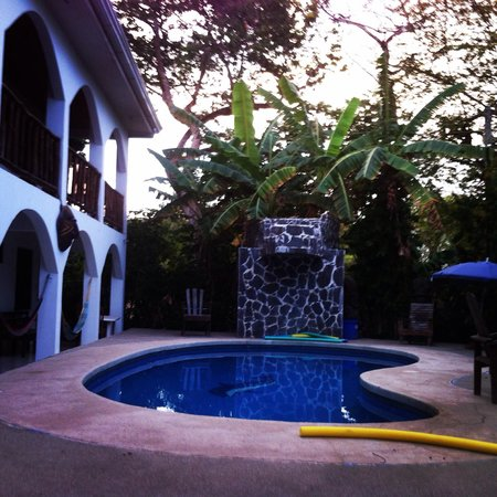 Nosara Playa Garza Hotel: The pool :)
