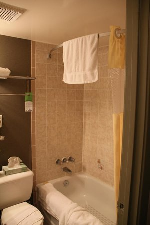 Days Inn - Fallsview : La salle de bain
