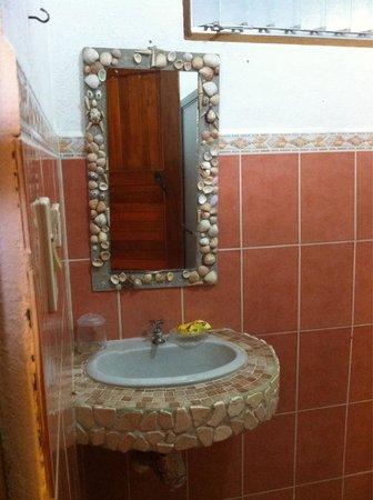 Nosara Playa Garza Hotel: Bathroom