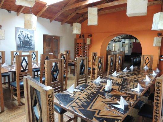 Panaka Grill : Cute decor