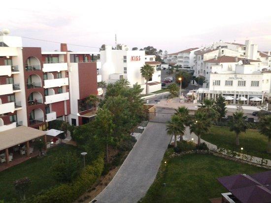 Areias Village Hotel Apartamento: entrance