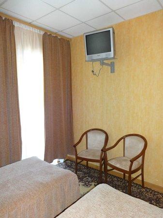 Volzhskaya Zhemchuzhina Hotel: двухместный номер