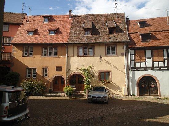 Maison Kiener: Cour
