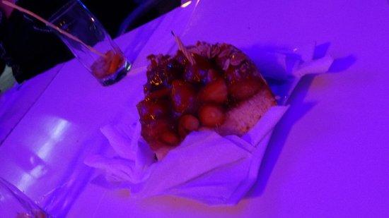 Carlo's Restaurant: The Strawberry Cake