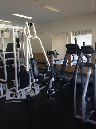 Yarmouth Resort: Fitness Center