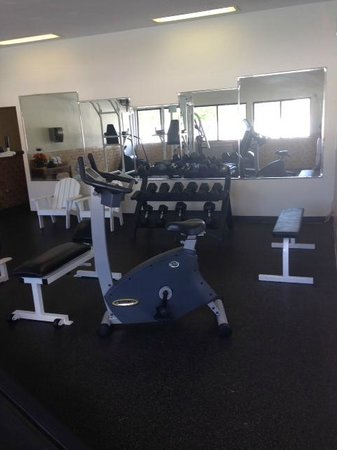 Yarmouth Resort: Fitness Center open 24 hours day