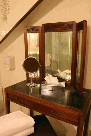 Hotel Stella Maris : Bathroom
