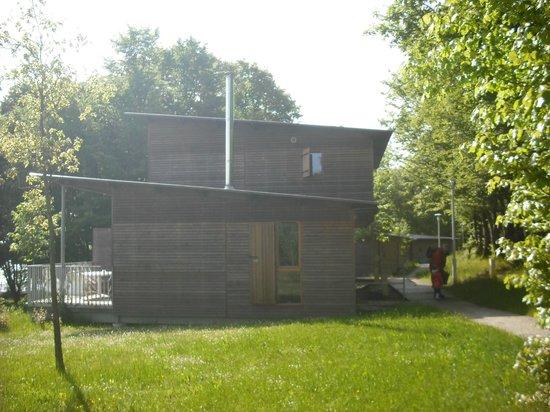 Les Cottages de ValJoly : le chalet