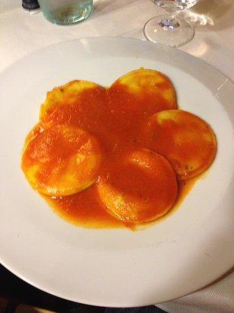 Le Segrete : Ravioli 12€