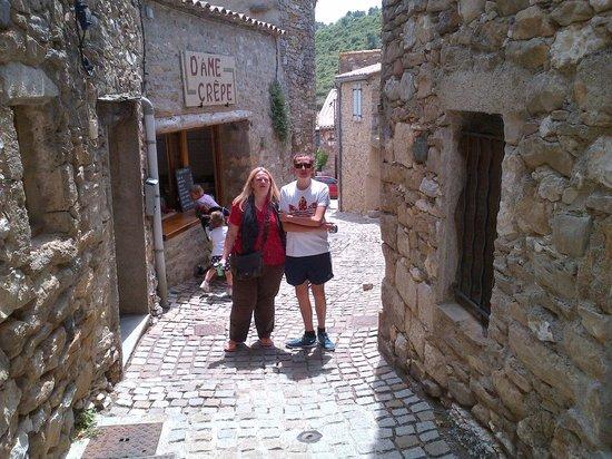 La Souqueto: Day trip to stunning Minerve