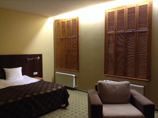 Hanza Hotel: Stanza 408, 4* piano, Business.