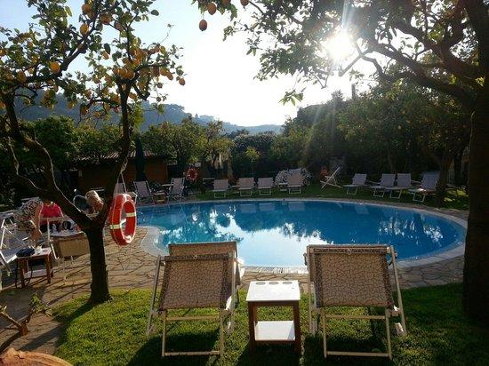 Antiche Mura Hotel: Pool